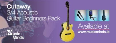 Beginners Guitar Packs at Music Minds