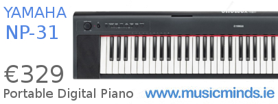 Yamaha NP-31 at Music Minds